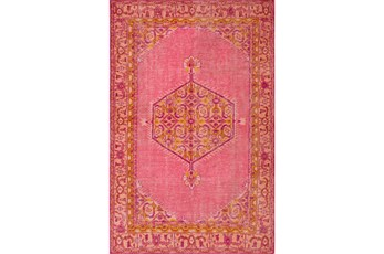 66X102 Rug-Nancy Hot Pink/Orange