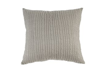 Accent Pillow-Phillipe Knit 22X22