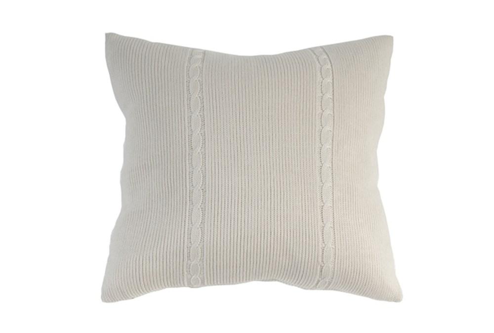 Accent Pillow-Gerard Knit 22X22