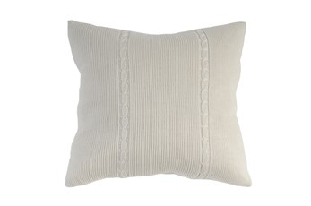 Accent Pillow-Gerard Knit 22X22