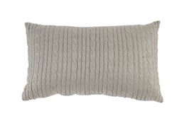 Accent Pillow-Phillipe Knit 14X22