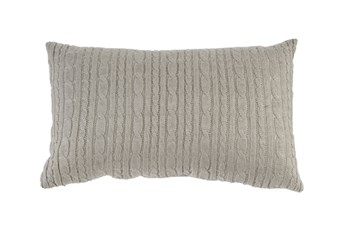 Accent Pillow-Phillipe Knit 14X22