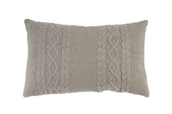 Accent Pillow-Sophie Knit 14X22