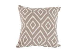 Accent Pillow-Everly Mocha 20X20