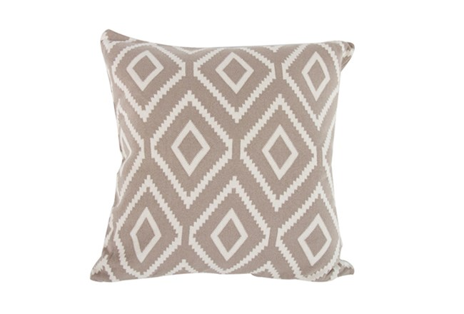 Accent Pillow-Everly Mocha 20X20 - 360