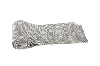 Accent Throw-Brink Geo Grey