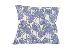 Accent Pillow-Perennial Azure 18X20