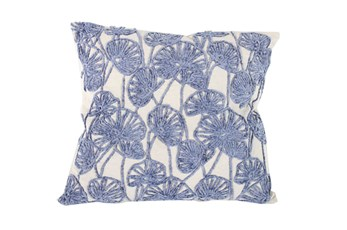 Accent Pillow-Perennial Azure 18X20