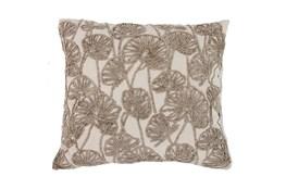 Accent Pillow-Perennial Latte 18X20