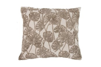 Accent Pillow-Perennial Latte 18X20