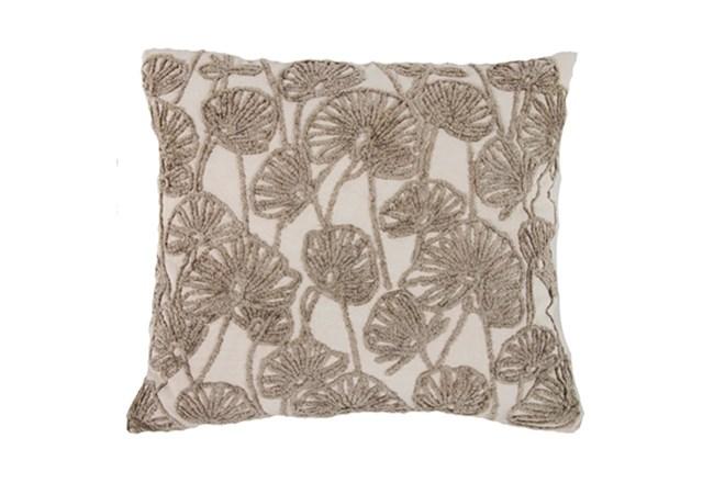 Accent Pillow-Perennial Latte 18X20 - 360