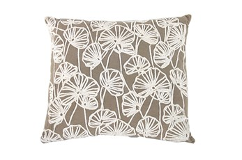 Accent Pillow-Perennial Beige 18X20