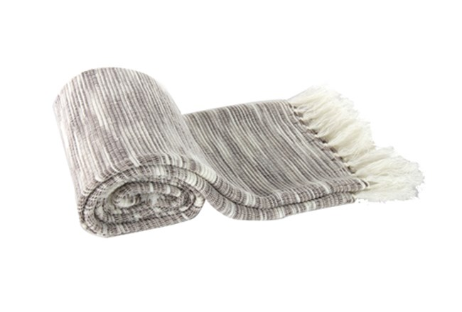 Accent Throw-Trish Heathered Grey - 360