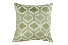 Accent Pillow-Eliza Green 18X18