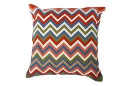 Accent Pillow-Tamara Chevron 18X18