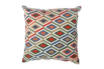 Accent Pillow-Tamara Diamonds18X18