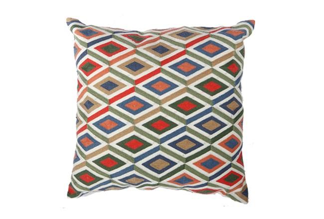 Accent Pillow-Tamara Diamonds18X18 - 360