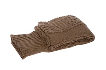 Accent Throw-Henry Brown