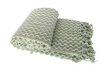 Accent Throw-Tara Green