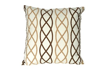 Accent Pillow-Shanara Lynx Beige 18X18