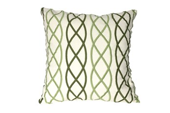 Accent Pillow-Shanara Lynx Green 18X18