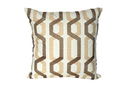 Accent Pillow-Gio Lynx Beige 18X18