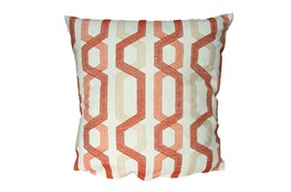 Accent Pillow-Gio Lynx Coral 18X18