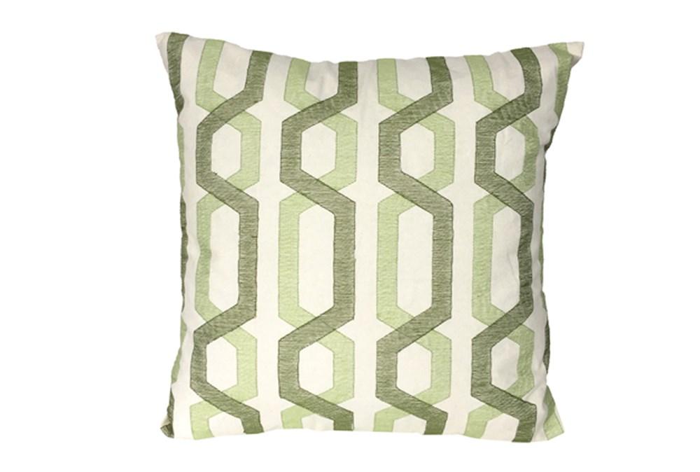 Accent Pillow-Gio Lynx Green 18X18