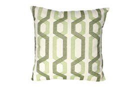 Accent Pillow-Gio Lynx Green 18X18