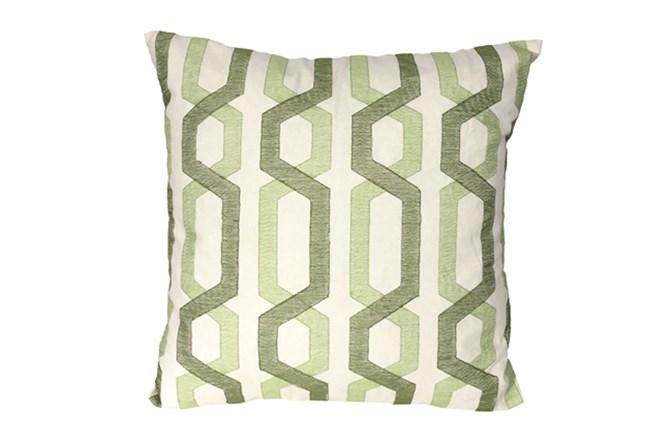 Accent Pillow-Gio Lynx Green 18X18 - 360