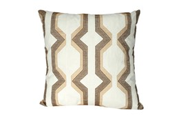 Accent Pillow-Manu Lynx Beige 18X18