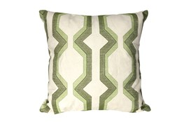 Accent Pillow-Manu Lynx Green 18X18