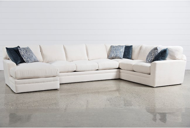Glamour II 3 Piece Sectional - 360
