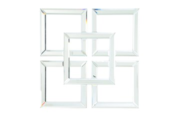Mirror-Glass Wall 16X16