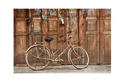 Picture-Vintage Grafitti Bike 36X24