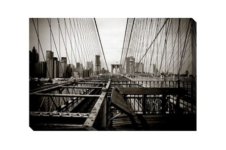 Picture-Brooklyn Bridge 50X40