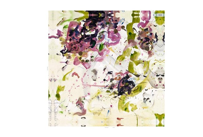 Picture-Abstract Orchid 43X43 - 360