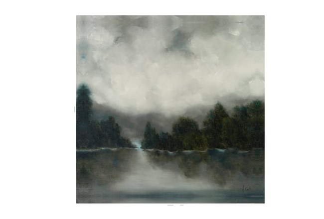 Picture-Foggy Morning 35X35 - 360