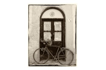 Picture-Window & Bike 40X50