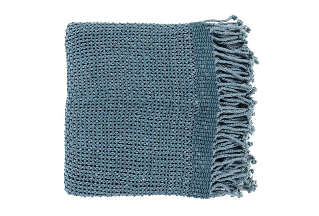 Accent Throw-Cantina Denim - 360