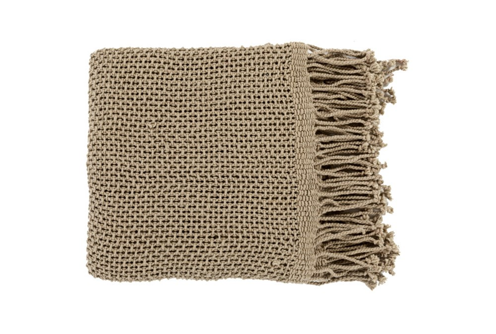 Accent Throw-Cantina Mocha