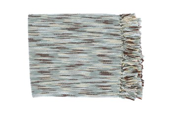 Accent Throw-Maryse Slate