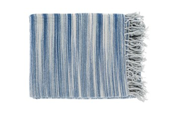 Accent Throw-Sheila Navy