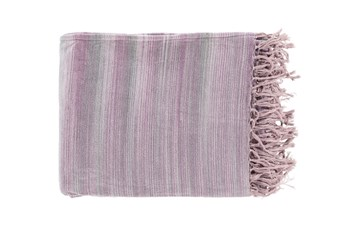 Accent Throw-Sheila Mauve