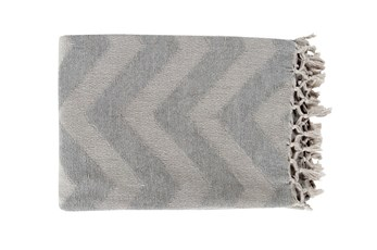 Accent Throw-Tolliver Grey