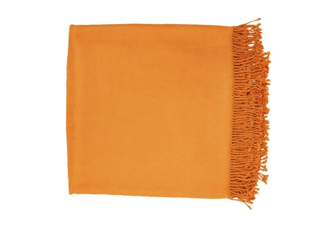 Accent Throw-Lindale Apricot - 360