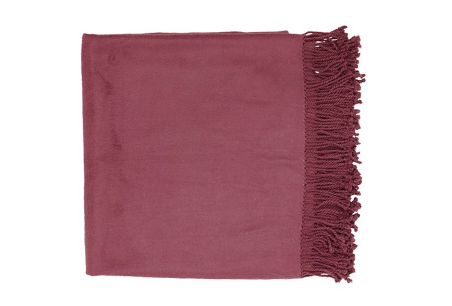 Accent Throw-Lindale Eggplant - 360
