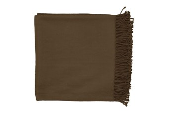Accent Throw-Lindale Chocolate
