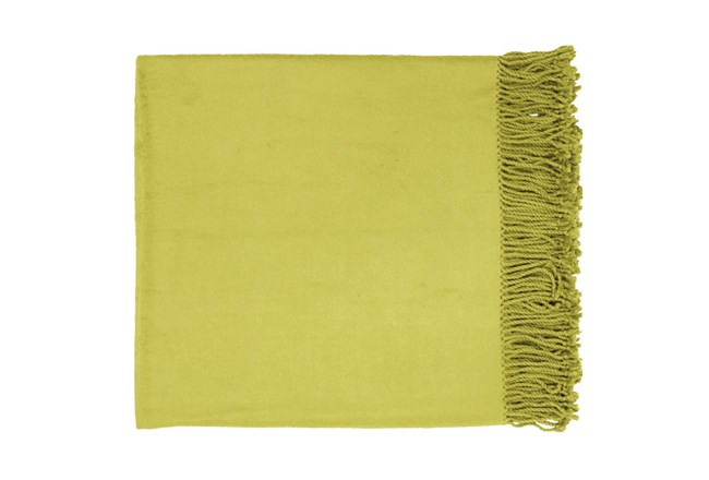 Accent Throw-Lindale Lime - 360