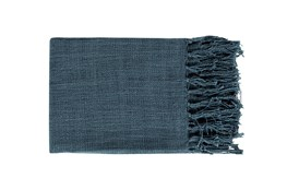 Accent Throw-Delco Navy